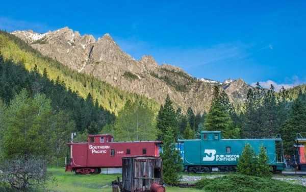 Road Trip to Railroad Park Resort