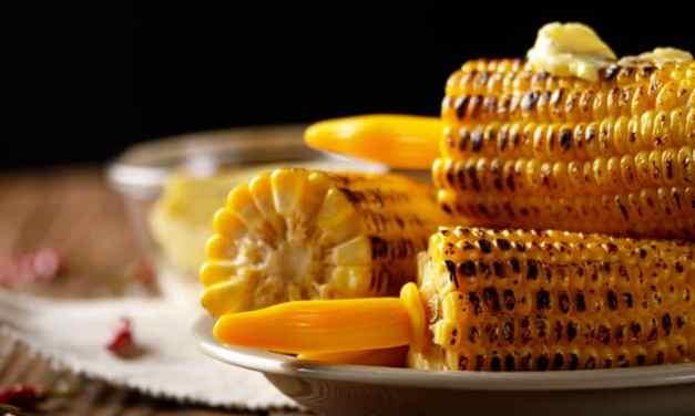 Honey Butter Grilled Corn Recipe