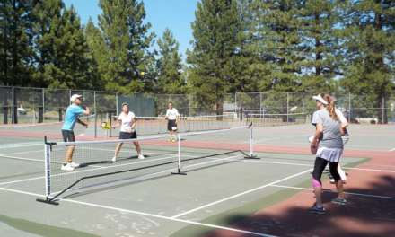 Pickleball in NorCal