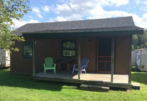 All year rental cabin near stowe vt