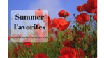 Summer favorites at Mountain View Lane blog