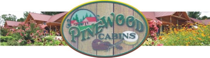Pinewood Cabins in Mountain View Ar