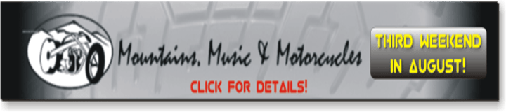 Mountains Music Motorcycles