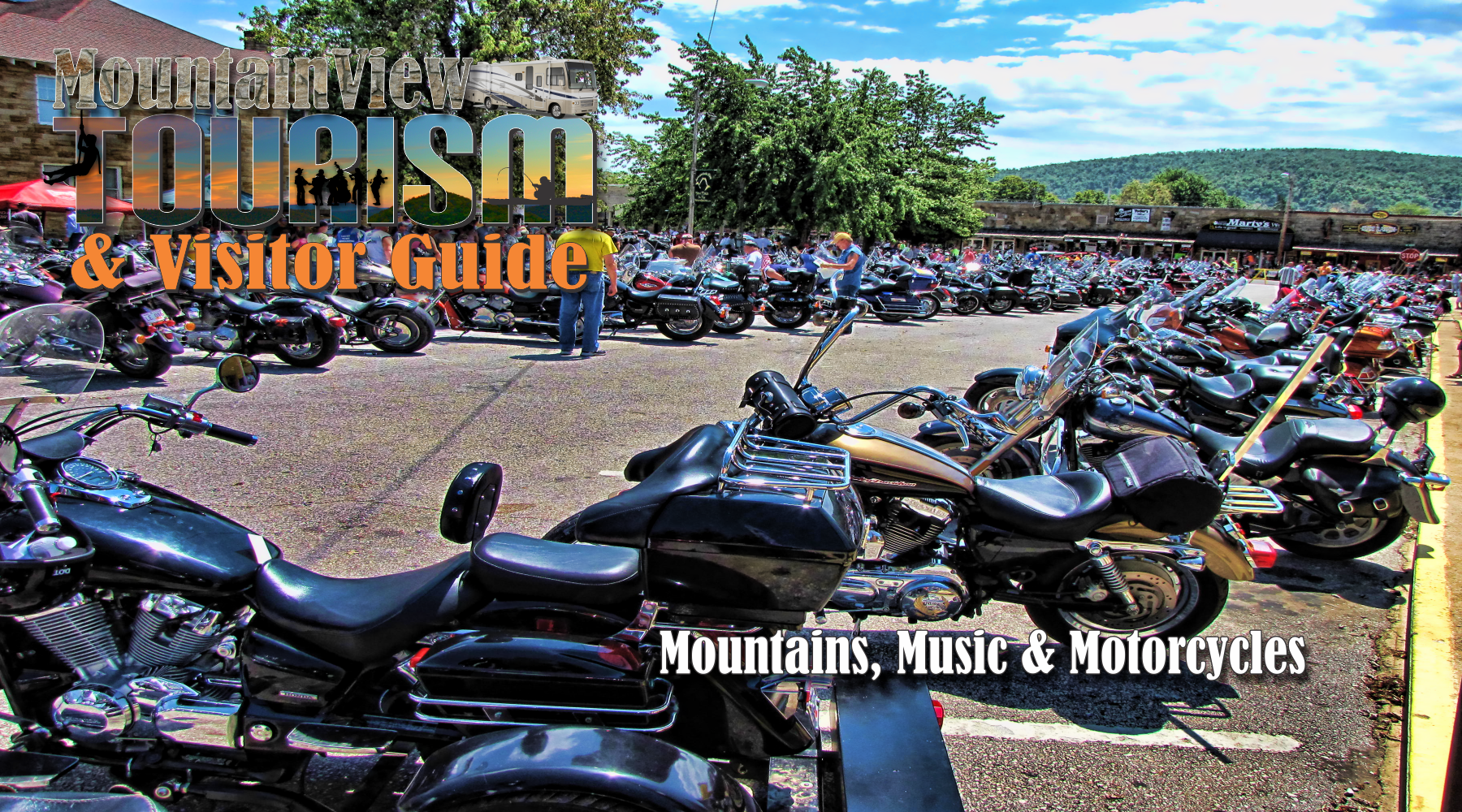 Mountains Music & Motorcycles