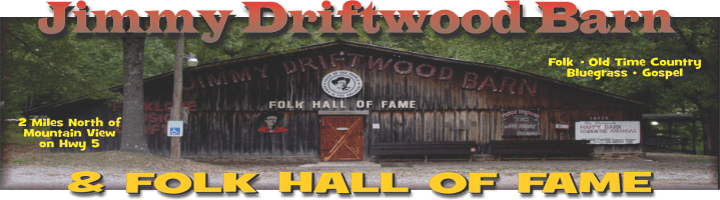 Jimmy Driftwood Music Barn