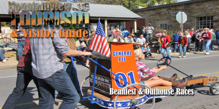 Ozark Beanfest & Great Championship Outhouse Races