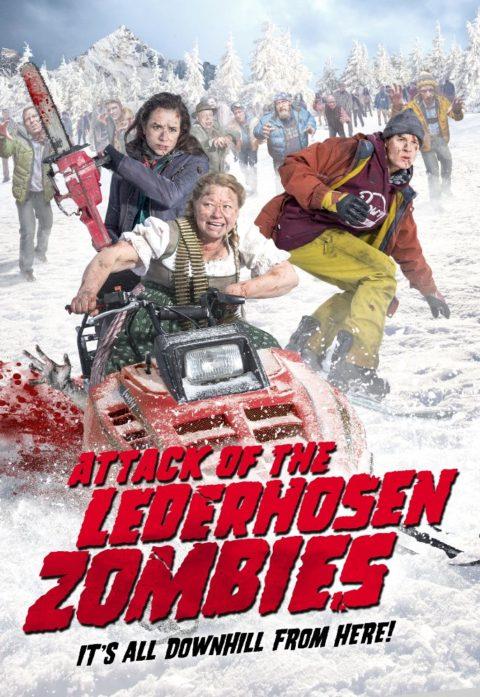 Attack of the lederhosen zombies movie