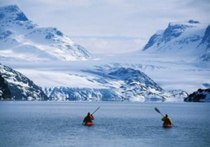 Kayackclimbing in Groenlandia (arch. Ragni)