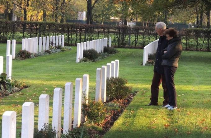 Cimitero inglese Trenno