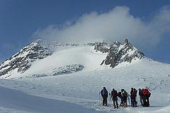 Sci alpinisti in Formazza