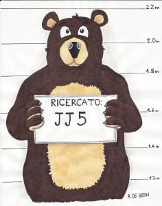 orso ricercato copia