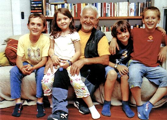 Graziano Bianchi e nipoti