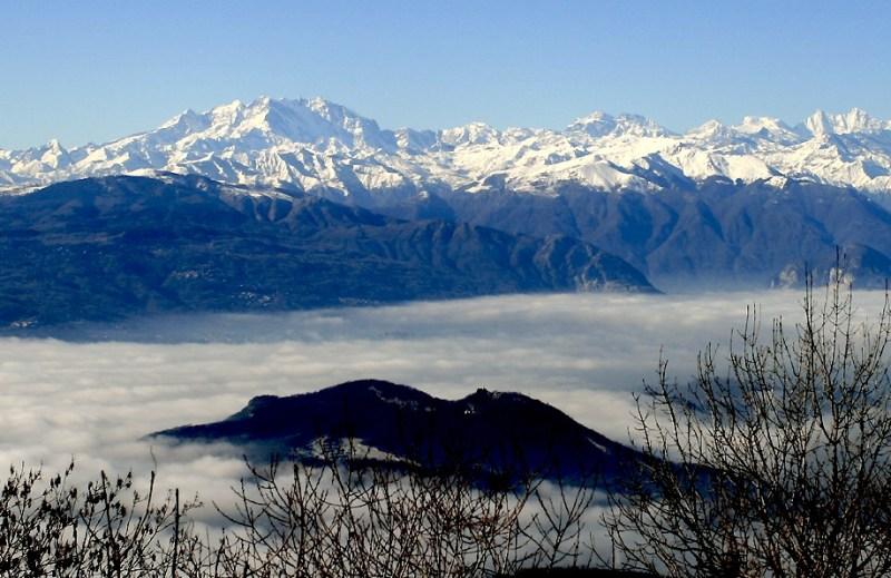 Panorama da Sacro Monte