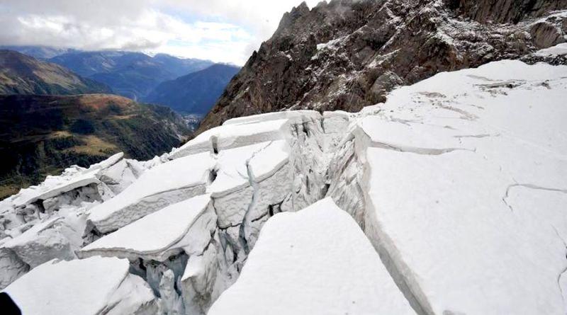 Il triste destino delle montagne