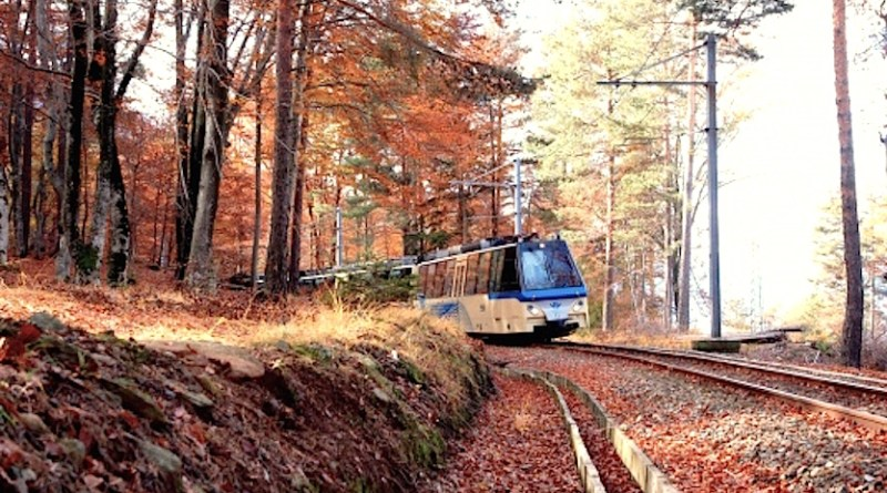 Sold out nei week end per il treno del foliage