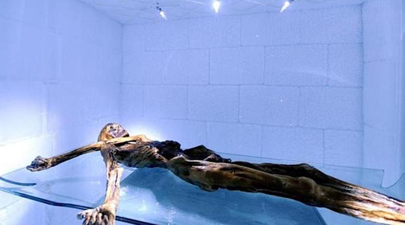 Val Senales / Questi trent'anni in compagnia di Ötzi