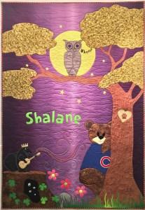 Owl, Bear, Squirrel