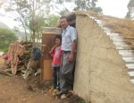 Rajendra-was-with-children-after-tent-work-150x115