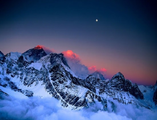 nepal-mount-morning-view