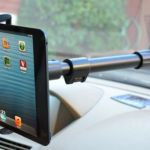 Car and Motorcycle Mounts for the Apple iPad Mini 4
