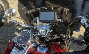 Garmin Nuvi on a Motorcycle