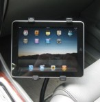 Car Seat Bolt Mounts for Tablets, SmartPhones and Sirius Radio