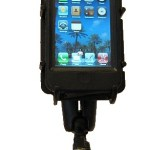 GPS and Phone Mounts for Snowmobiles and Sleds