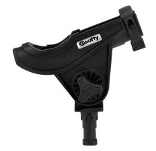 Scotty fishing rod mounts and holders
