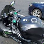 Mounts for Kawasaki Ninja Motorcycles