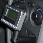 Arkon Sirius XM Satellite Radio Lighter Socket Car Mount
