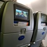 Airplane Passenger Seat Mounts for Phones and Tablets