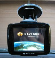 Navigon 2100 Windshield Mount