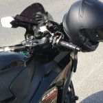 Phone, GPS and Camera Mounts for a Honda CBR1000RR Motorcycle