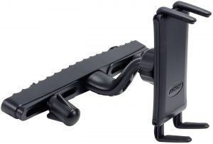 The Arkon SM6RSHM fits the Samsung Galaxy Tab E Lite