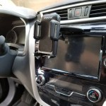 Car and Motorcycle Mounts for the HTC One M9 Smartphone