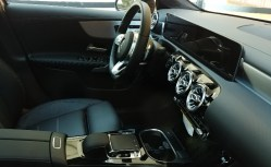 Mercedes-Benz A220 Interior