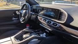 Mercedes-Benz GLE350 Interior