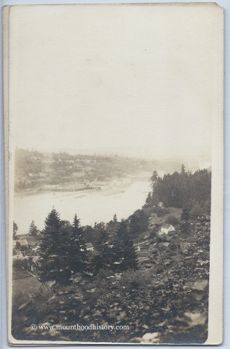 Willamette River Falls Oregon City