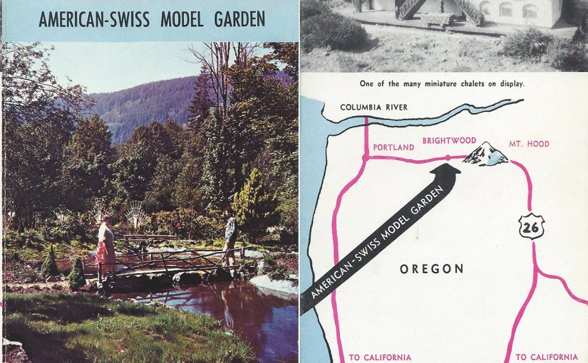 Brightwood Model Swiss Garden