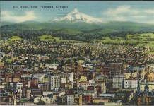 20 Assorted Views of Portland, Oregon