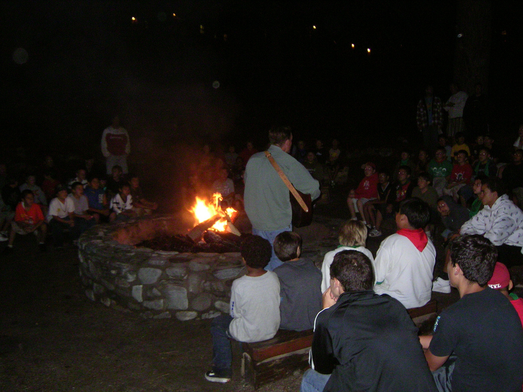 Singing Campfire Songs