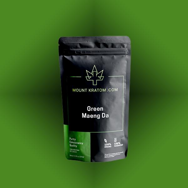 picture of green maeng da