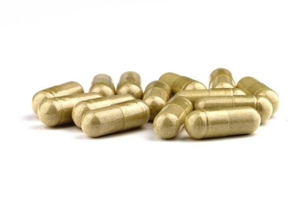 kratom capsules product photoe