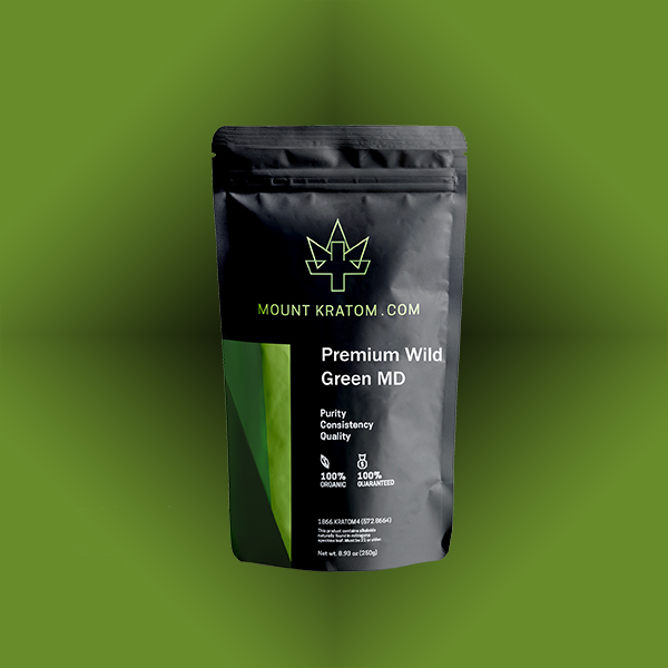 Green MD Kratom