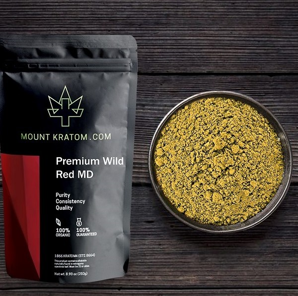 Red MD Kratom