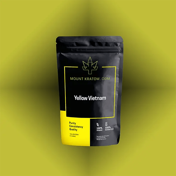 Yellow Kratom Powder