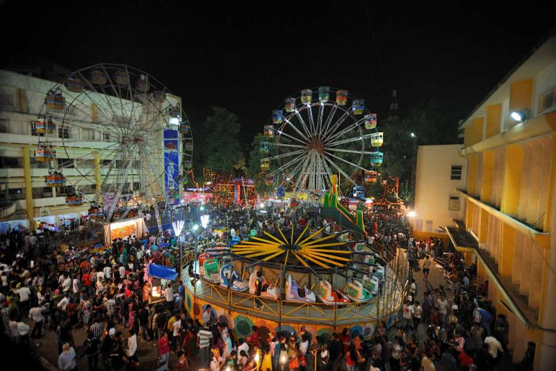 Bandra Fair - A Total Guide 2015