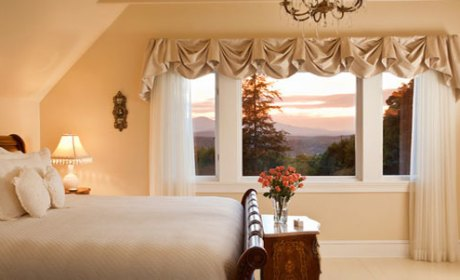 Roowma and Suites: Blue Mountain View Room