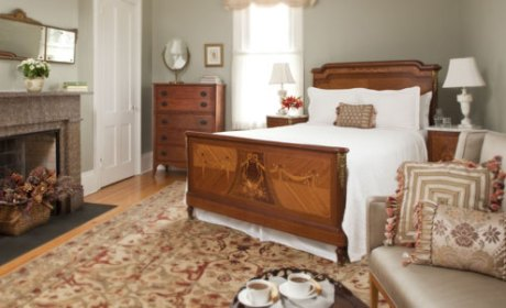 Comfort and style at our Hudson Valley bed and breakfast