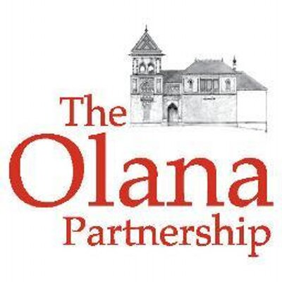 The Olana Partnership logo
